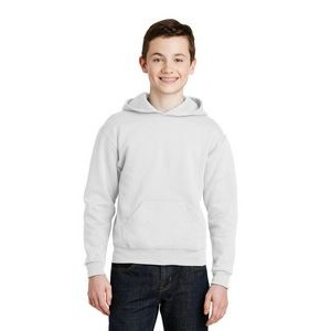 Jerzees� Youth NuBlend� Pullover Hooded Sweatshirt
