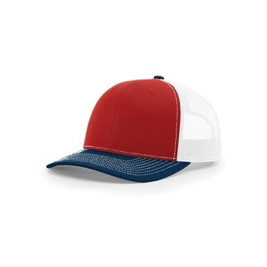 Richardson® Trucker Snapback Cap